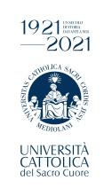 brand new 678f9 028bb Concorsi   Università Cattolica del Sacro Cuore